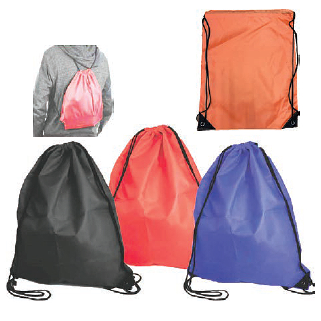 BS-523032 - Nylon Drawstring Bag